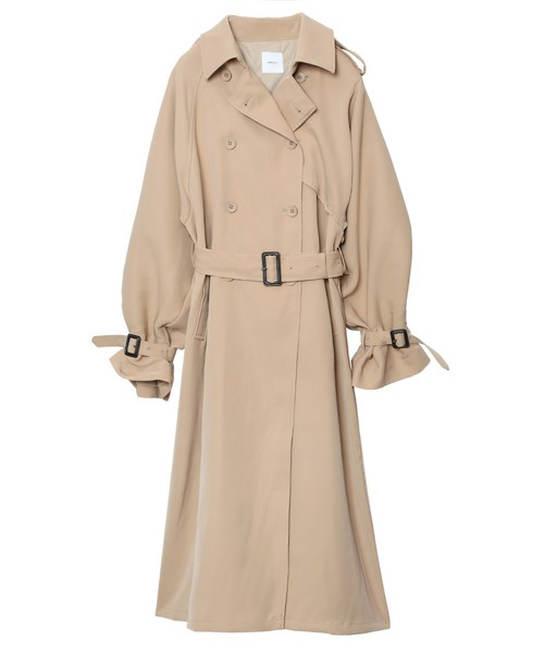 AMERIの3WAY DOLMAN TRENCH COAT
