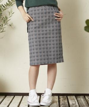 芸能人がビジネスレポートNEOで着用した衣装スカート