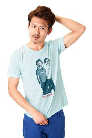 芸能人がST 赤と白の捜査ファイル 5話で着用した衣装Tシャツ