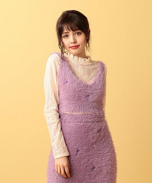 芸能人が櫻井・有吉THE夜会で着用した衣装スカート、ビスチェ