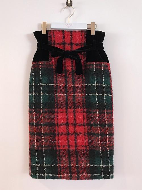S for ShokoのANNA ハイウエストスカート