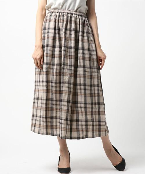 芸能人がコウノドリで着用した衣装スカート