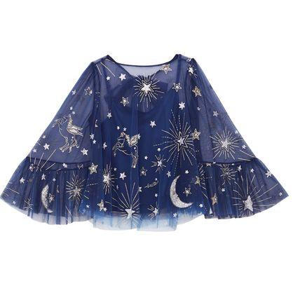 芸能人が2017 FNS歌謡祭 第2夜で着用した衣装スカート、ブラウス