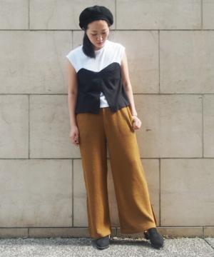 芸能人が上田晋也のBESTプレゼントで着用した衣装パンツ