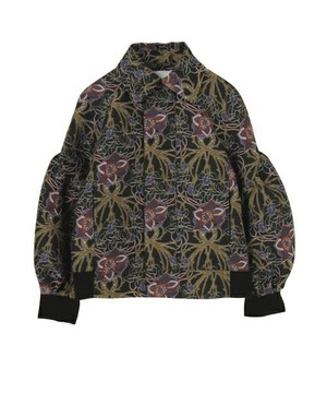 芸能人がTwitterで着用した衣装ジャケット