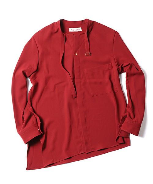 芸能人が林先生が驚く初耳学!SPで着用した衣装シャツ / ブラウス