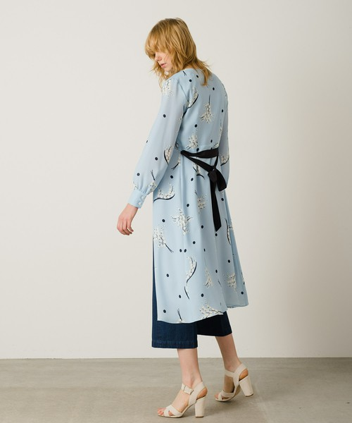 Banner BarrettのLILY PRINT DRESS