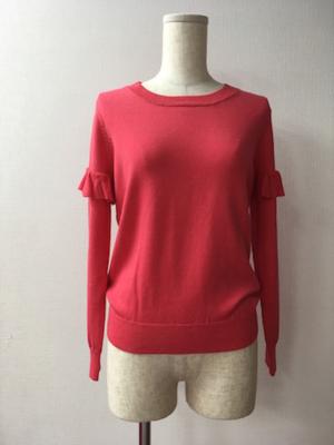 芸能人が橋本マナミのヨルサンポで着用した衣装ニット/セーター