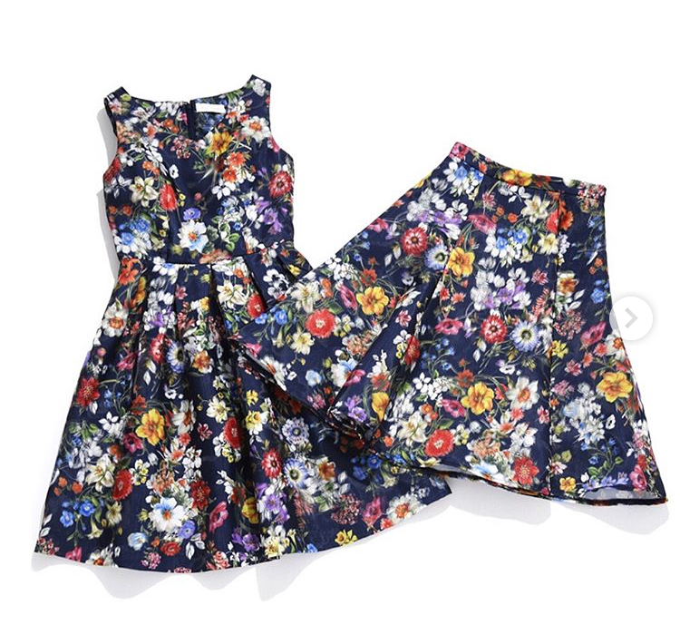 And CoutureのFLOWER SKIRT
