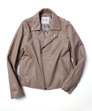 芸能人がアンナチュラルで着用した衣装ライダースジャケット