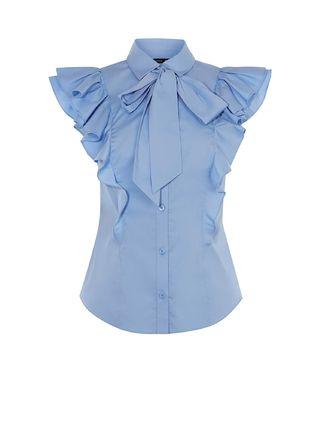 芸能人がにじいろジーンで着用した衣装シャツ / ブラウス