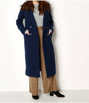 SLYのCHELSEA CHESTER LONG COAT