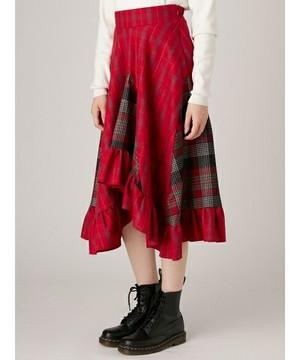 芸能人がファンクラブ会報で着用した衣装スカート