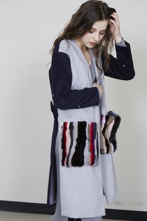 芸能人がアンナチュラルで着用した衣装アウター
