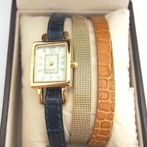 芸能人がヒガンバナで着用した衣装時計
