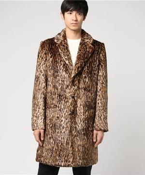 芸能人がトドメの接吻で着用した衣装コート