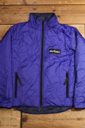 WILD THINGSのFULL ZIP PRIMALOFT JACKET
