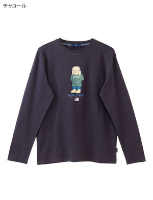 芸能人が隣の家族は青く見えるで着用した衣装Tシャツ・カットソー