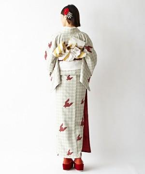 芸能人が海月姫で着用した衣装和装