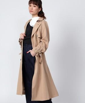 芸能人がホリデイラブで着用した衣装コート