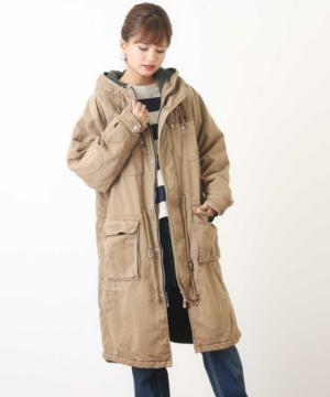 芸能人が平成物語で着用した衣装モッズコート