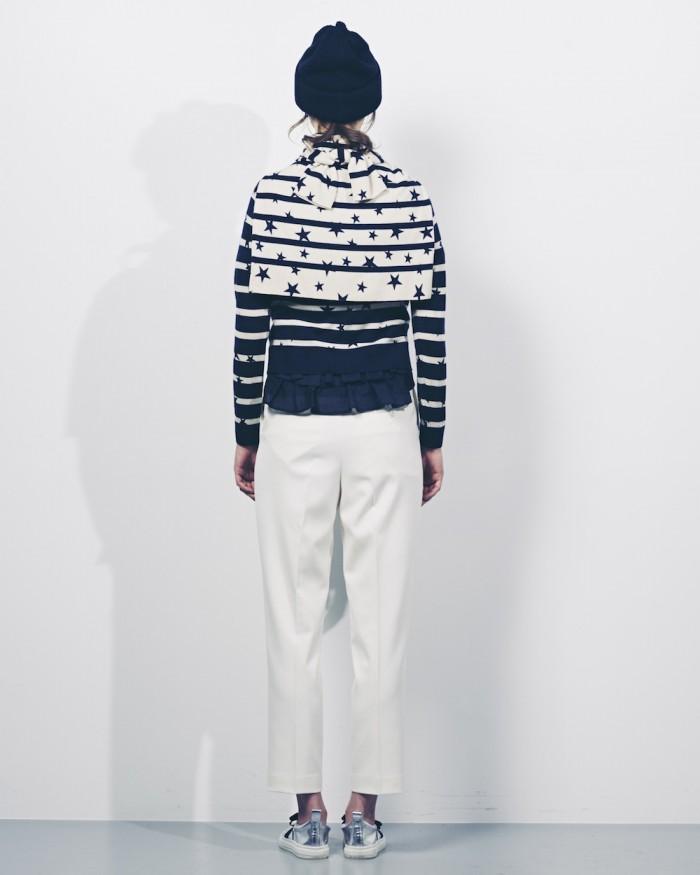 芸能人が有田哲平の夢なら醒めないでで着用した衣装ニット