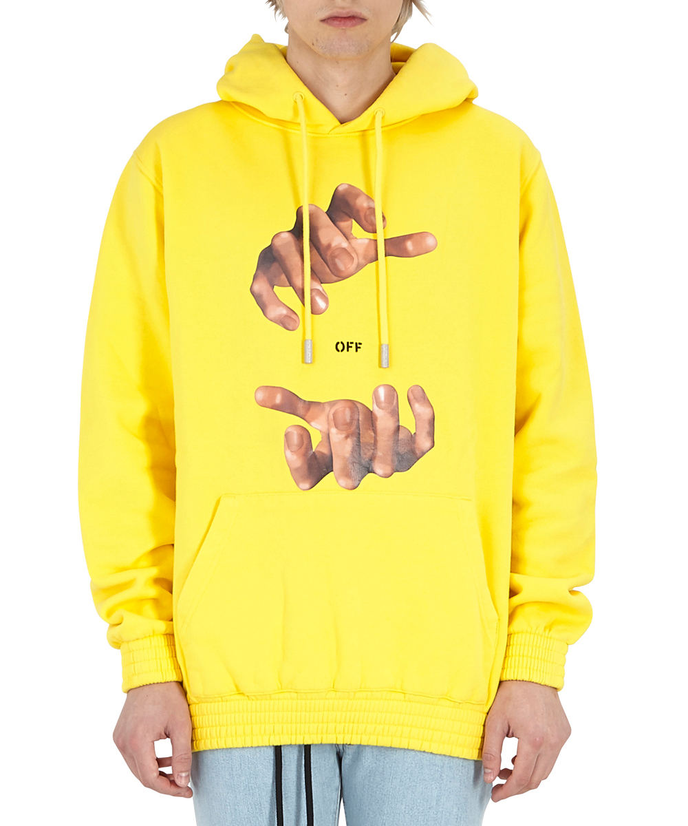 Off-WhiteのHANDS HOODIE