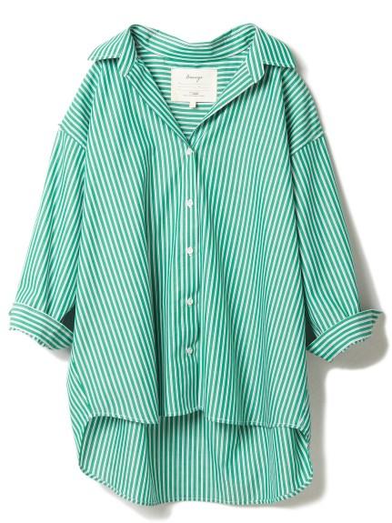 芸能人がPON!で着用した衣装スカート、シャツ