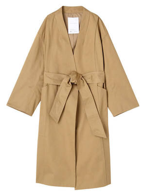 ELENDEEKのTENT TOPPER CHINO COAT