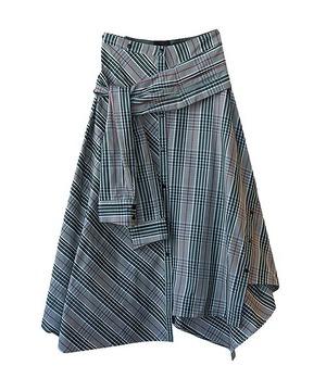 芸能人がZIP!で着用した衣装ニット/スカート