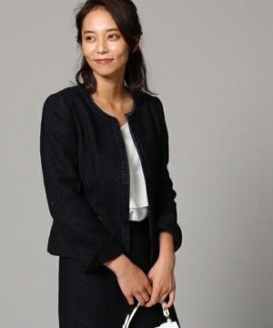 芸能人佐藤真弓・ママがあなたには帰る家があるで着用した衣装ジャケット