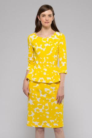 芸能人桜田しず子・リゾート会社社長(第2話ゲスト)がコンフィデンスマンJPで着用した衣装ワンピース