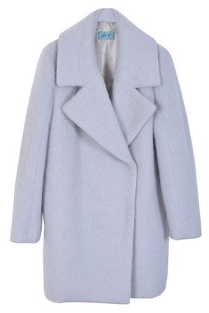 芸能人がViVi 11月号P.93掲載で着用した衣装グレーのコート