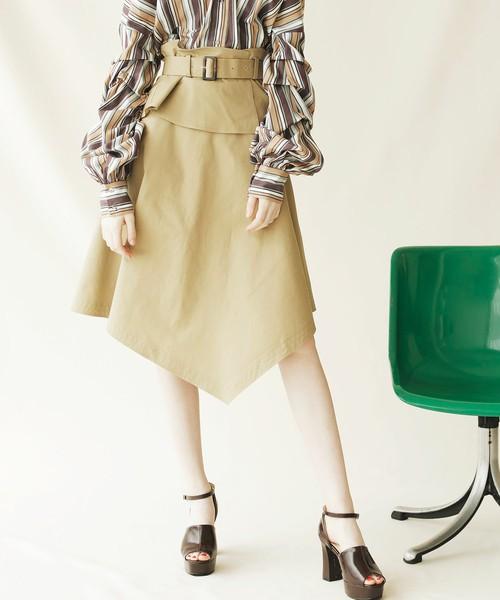 芸能人がめざましテレビで着用した衣装シャツ、スカート
