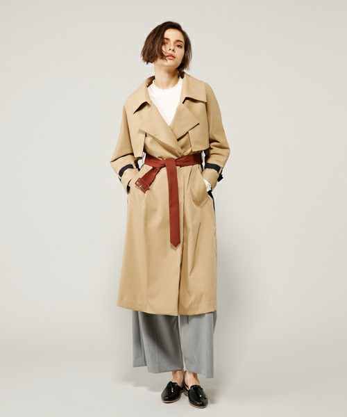 PEGGY LANAのFlare York Trench