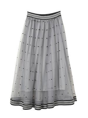 芸能人がモンテ・クリスト伯で着用した衣装スカート