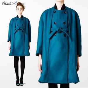 芸能人が黒服物語で着用した衣装コート