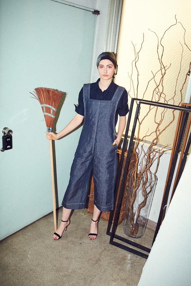芸能人がA-Studioで着用した衣装ジュエリー、カーディガン、パンツ