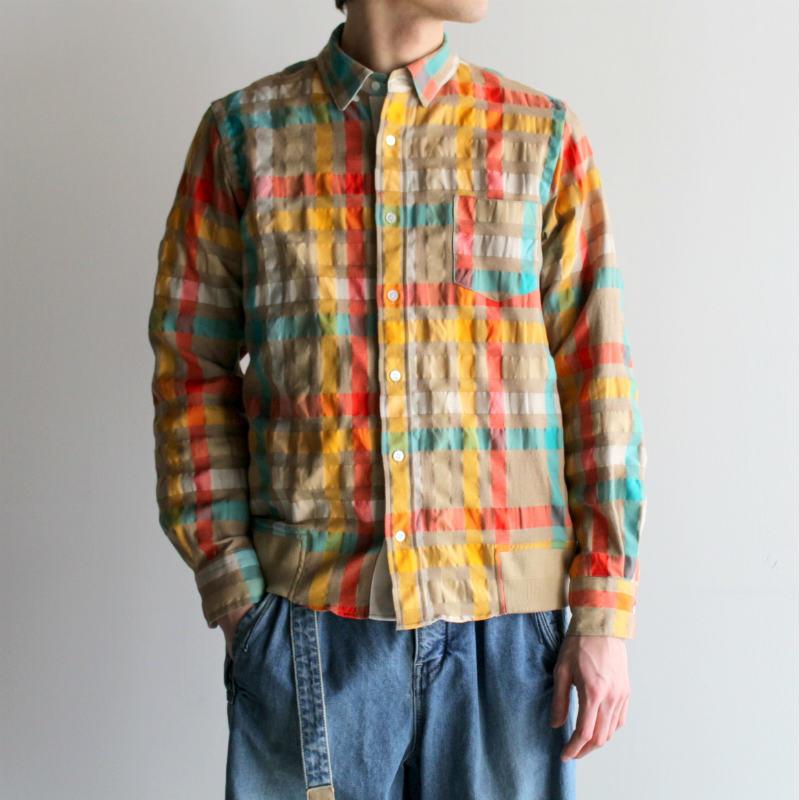 芸能人が嵐にしやがれで着用した衣装シャツ