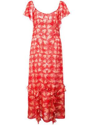 芸能人がInstagramで着用した衣装ドレスワンピース
