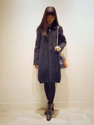 芸能人が花王 フレアフレグランス CM 愛されフレグランス編で着用した衣装コート