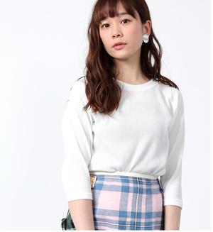 芸能人江戸川音・英徳学園の生徒が花のち晴れ~花男 Next Season~で着用した衣装トップス
