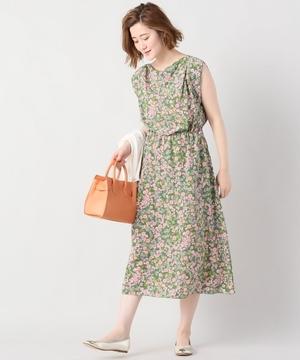 芸能人茄子田綾子・完璧な主婦があなたには帰る家があるで着用した衣装ワンピース