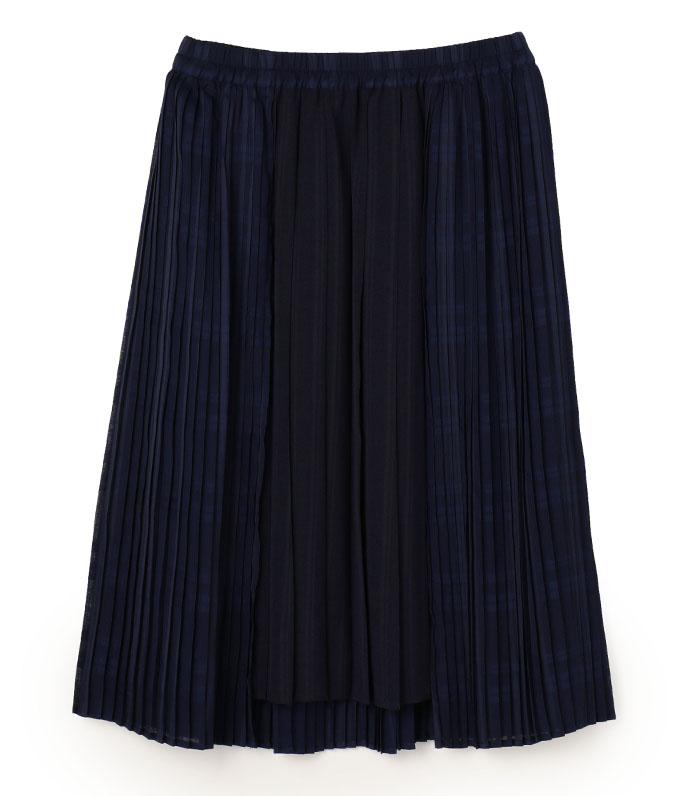 ATSURO TAYAMAの変形プリーツスカート