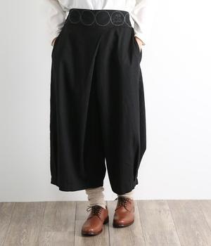 芸能人江戸川音・英徳学園の生徒が花のち晴れ~花男 Next Season~で着用した衣装パンツ