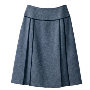 芸能人がミス・シャーロックで着用した衣装スカート