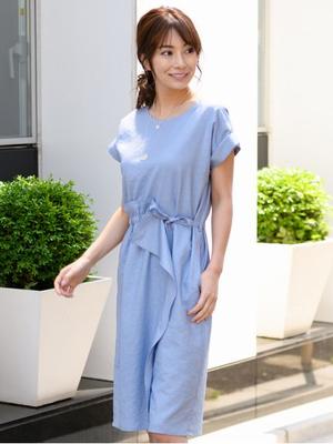 芸能人がoha!4で着用した衣装ワンピース