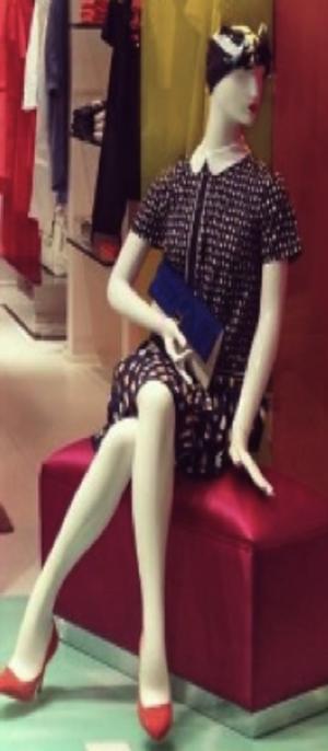 芸能人がキューピー彩りプラスCMで着用した衣装ワンピース