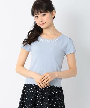 芸能人橘穂香・バレエ経験者がチア☆ダンで着用した衣装トップス