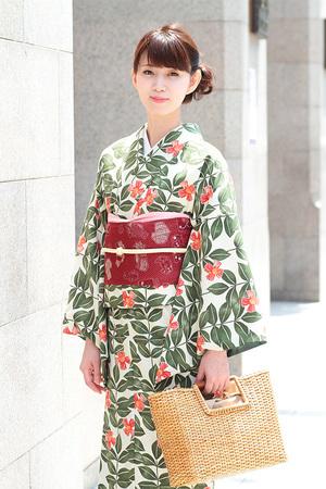 芸能人がチア☆ダンで着用した衣装着物